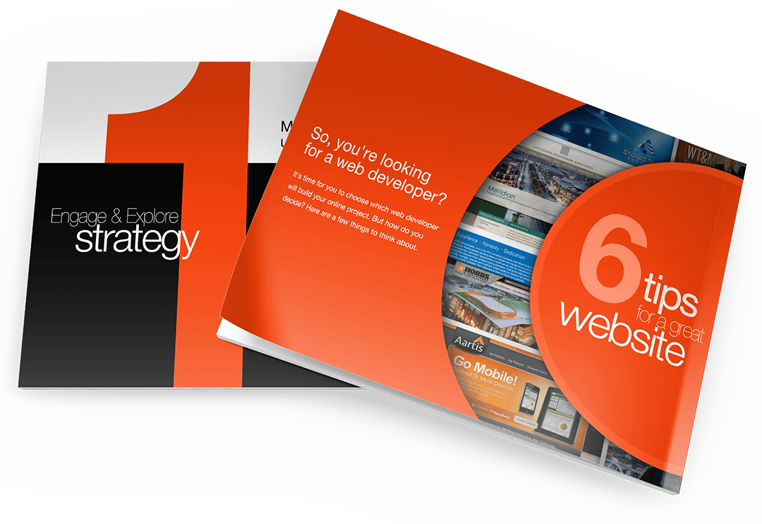6 Tips for A Great Web Design