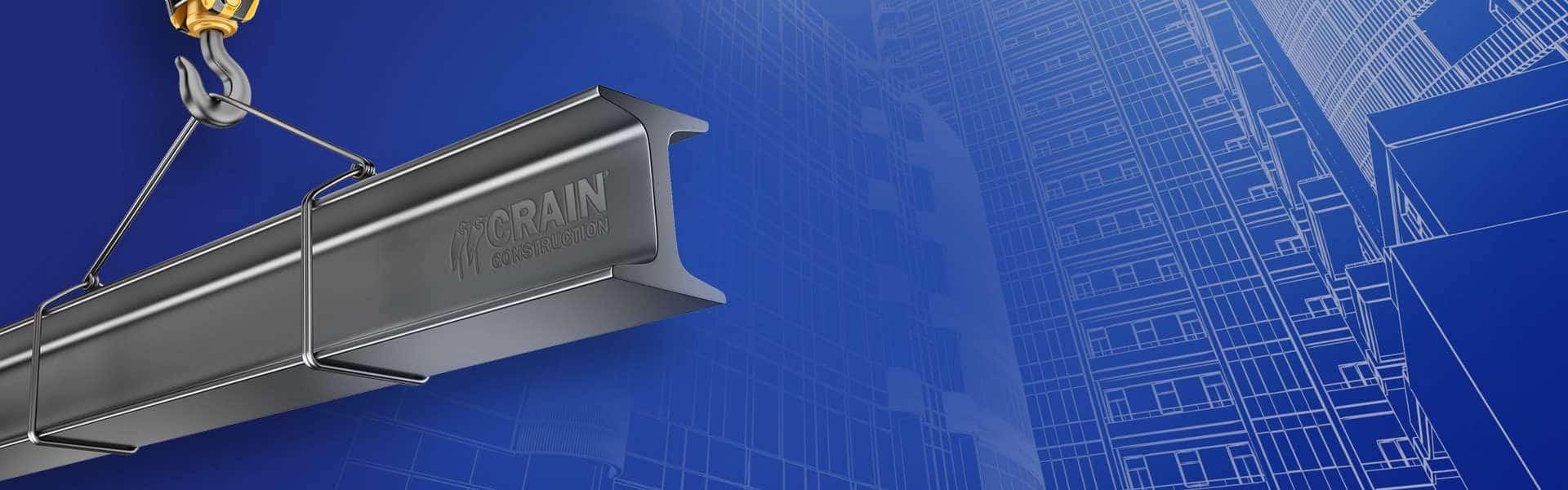 Responsive Website Development For Crain Construction