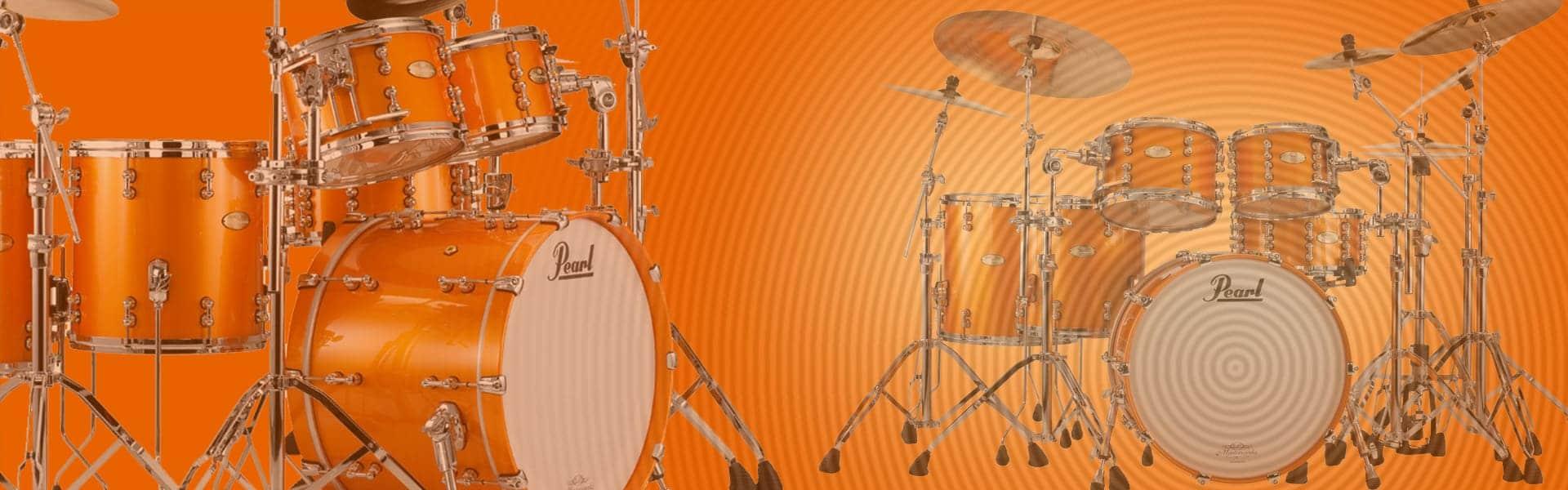 Responsive Website Development Software Development & VBulletin upgrades For Pearl Drums