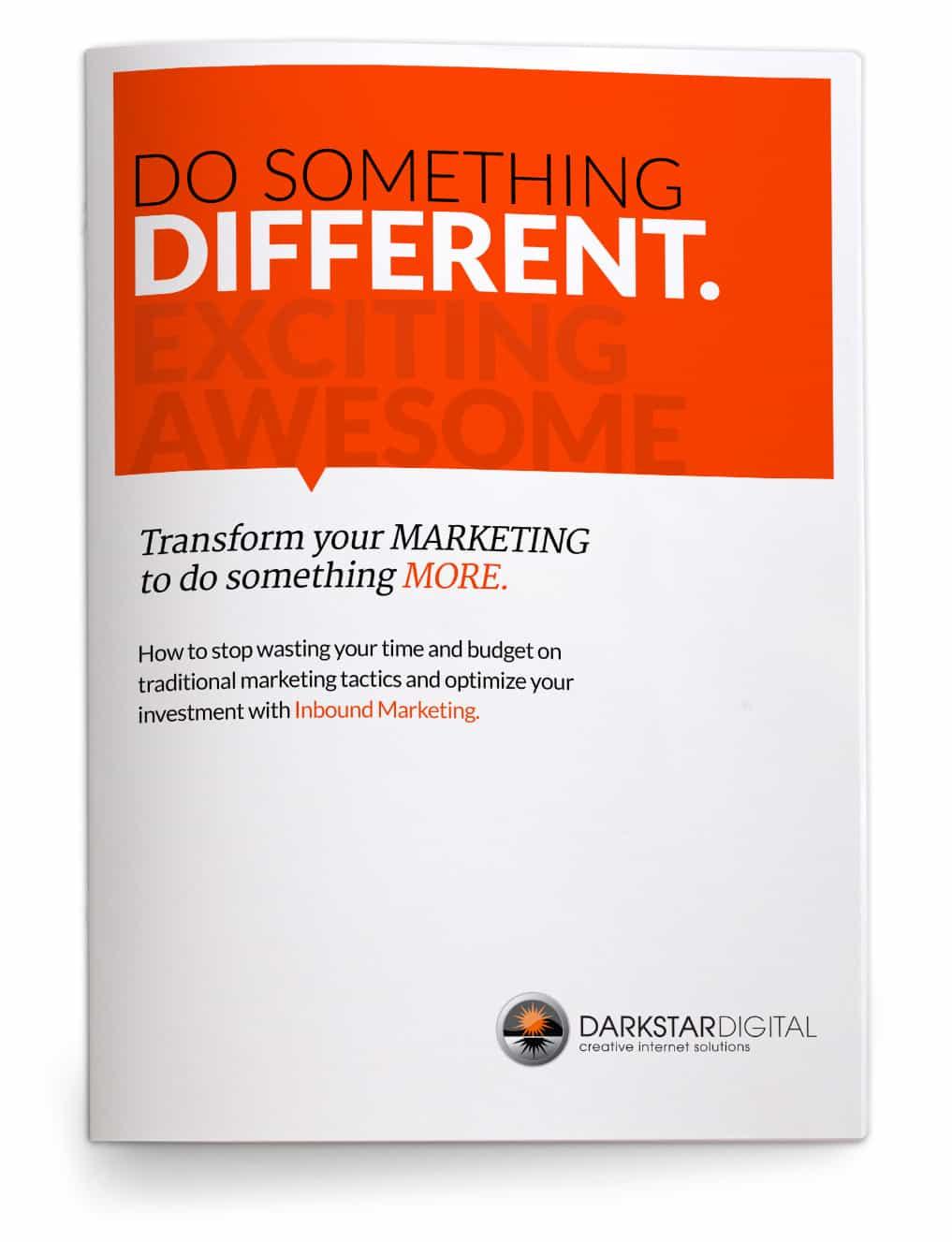Nashville Inbound Marketing Brochure - Hubspot Partner
