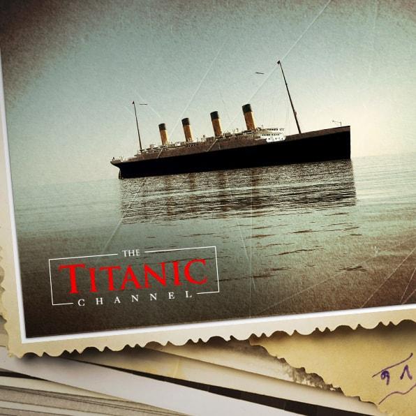The Titanic Channel - Nashville Web Design by Darkstar Digital