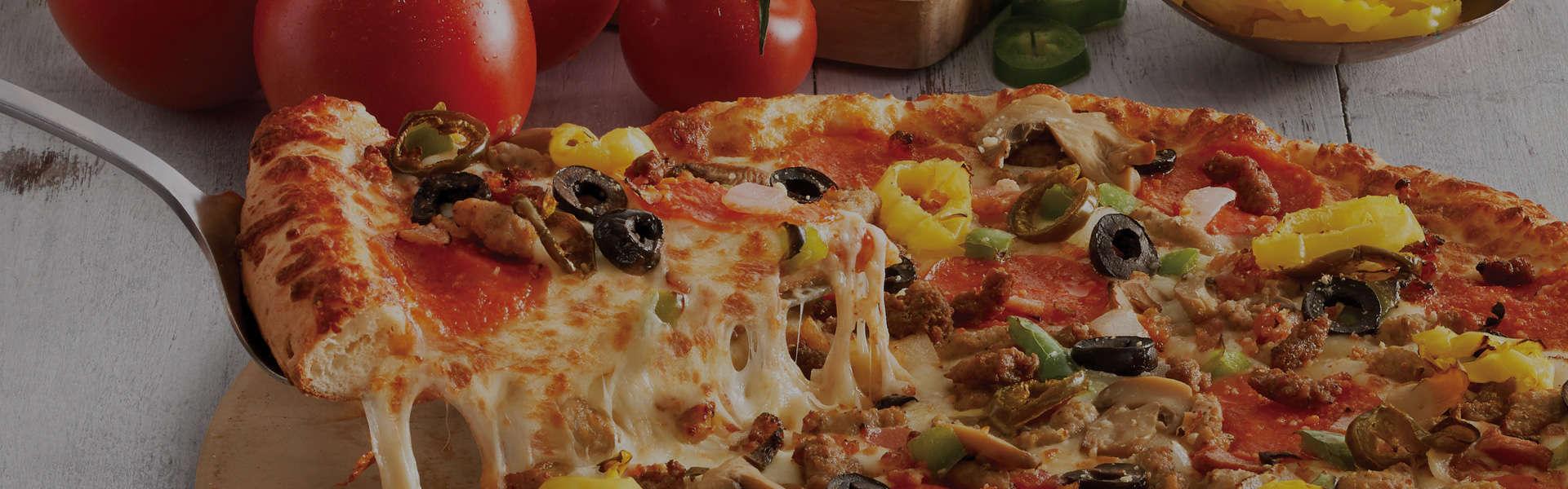 Responsive Website Development for Hunt Brothers Pizza